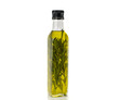 bottle olive oil with oregano