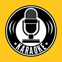 Karaoke Microphone symbol