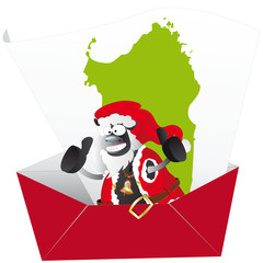 Babbo Natale Pecora Nera