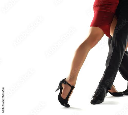 Aluminium Dans tango dencers