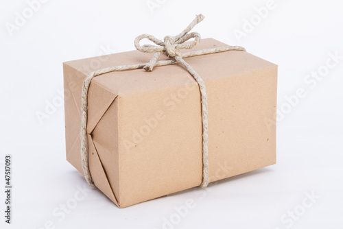 package ready for shipment