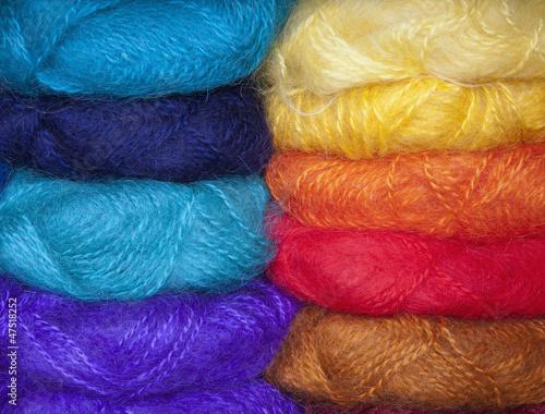 Madejas de tricotar