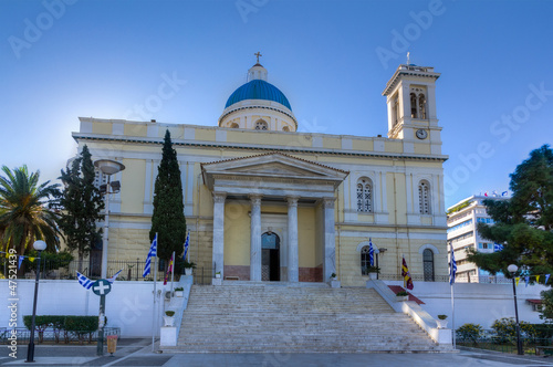 Agios Nikolaos (St. Nicholas) church, Piraeus, Greece