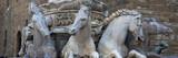 Fuente en  la Piazza de la Signoria (Florencia,Italia)