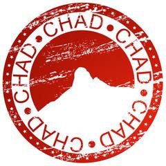 Stamp - Chad