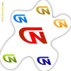 C. N. Company Logo