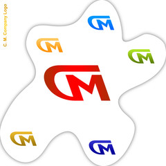 C. M. Company Logo