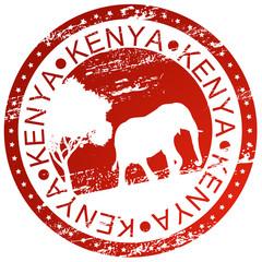 Stamp - Kenya