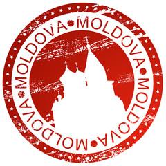Stamp - Moldova