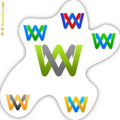 W. M. Company Logo
