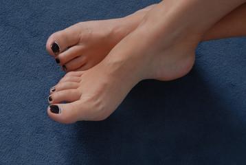 Women's foot