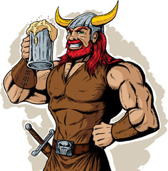Drinking Viking