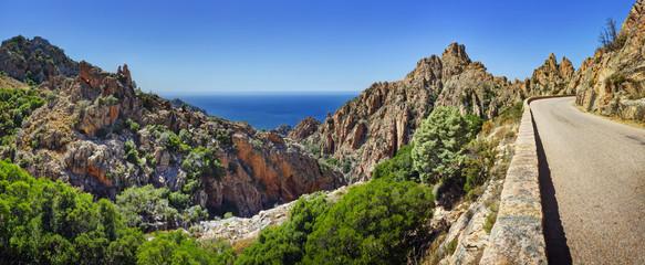 Calanques de Piana - Corse du Sud