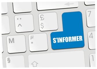 clavier s'informer