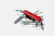 Schweizer Taschenmesser mit Multifunktionswerkzeugen