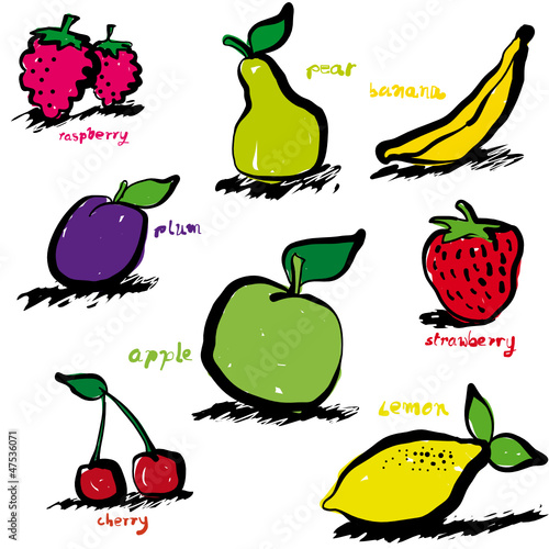 Some fruits