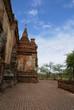 バガン スラマニ寺院と青空