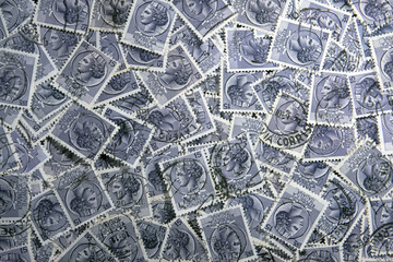 Francobolli d'Italia - 15 Lire