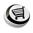 button, shopping cart, trolley, item