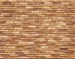 Brick wall seamless Vector illustration background - texture