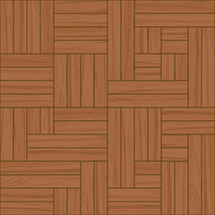 Four seamless parquet tiles