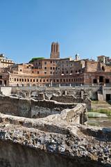 Roma, i Mercati Traianei