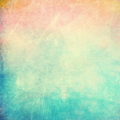 Colorful vintage background