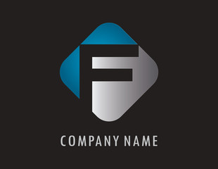 F business logo