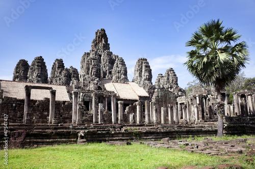 Temples of Angkor. Bayon
