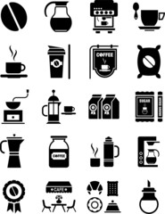 Cofee icons
