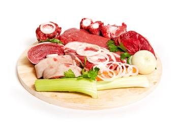 Carne assortita per bollito misto