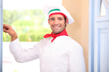 Cook with bell