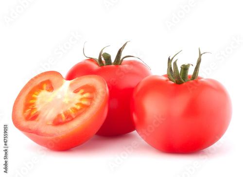 Tomato vegetables pile