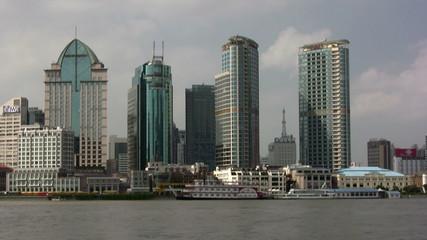 Skyline von Shanghai 2