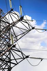 Power Transmission Line.