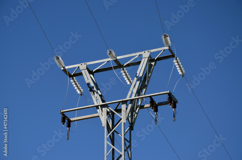 High voltage tower 2