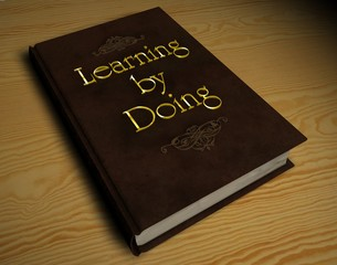 3D Buch - Learning by doing
