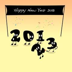 Feliz 2013.