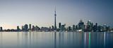 Fototapete Busy - Kanada - Gebäude