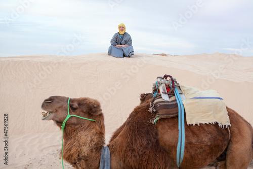 Fototapeten,sanddünen,kamel,sand,ocolus
