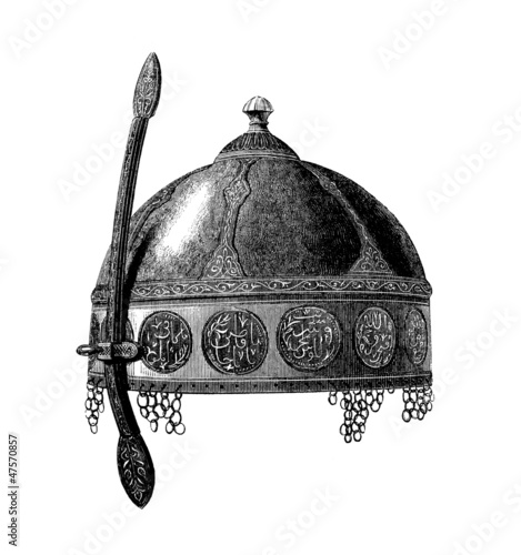 Arabian Weapons - Middle-Ages - Helm - Casque
