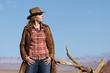 fashion cowgirl