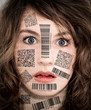 Barcode Face