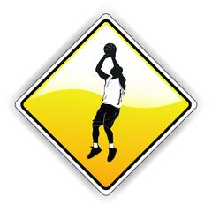 Señal baloncesto