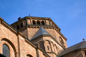 Church in Dillingen / Saarland / Germany