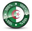 100% Algérien Icône