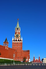 Moscow Kremlin and Red Square in Moscow