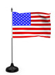 USA Flag with stand