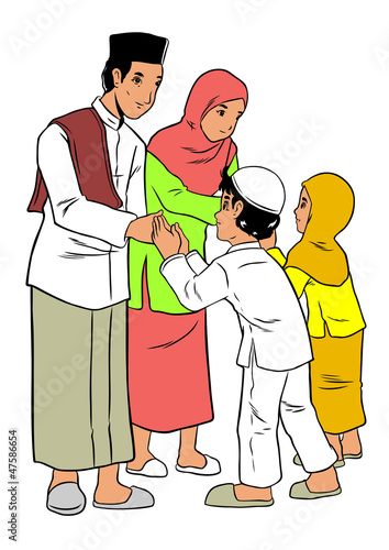 Asian family forgiveness