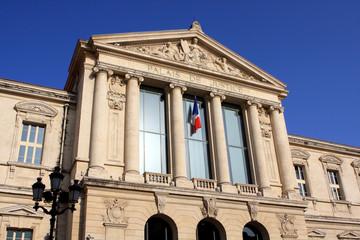 Palais de Justice , Nice